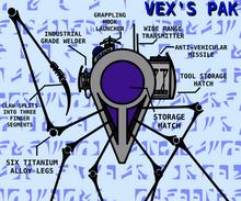 Vex PAK