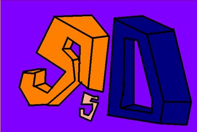 SZARIA 5 FLAG