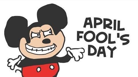Mokey's Show - April Fool's Day