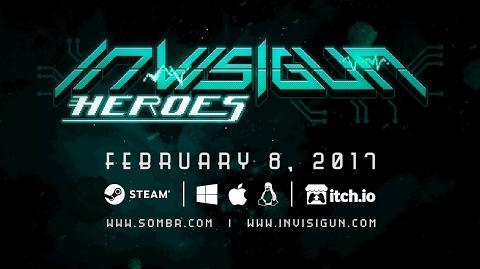 Invisigun Heroes - Launch Trailer