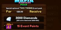 Mafia Madness Event Pack