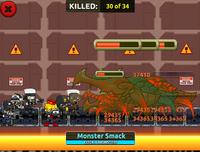 Invasion Event Fight