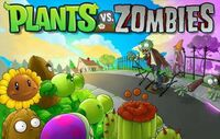 Plants vs Zombie Logo