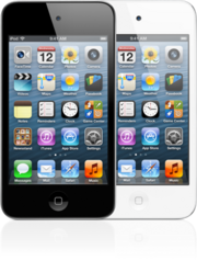 IPod Touch 4th Gen 0