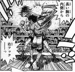 Mashiba On The Ropes 3