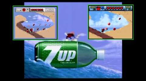 7up Spot Video Game Review - - The Irate Gamer Show HD Ep 1