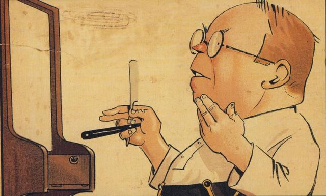 File:Wilson-self-caricature.jpg