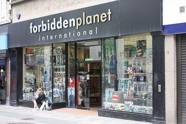 File:800px-Forbidden Planet, Belfast, June 2010.JPG