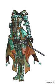 Fata Lagria Armor