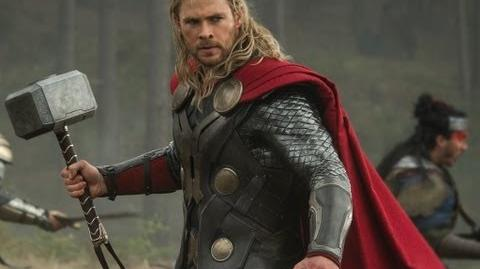 Thor The Dark World teaser trailer UK -- Official Marvel HD