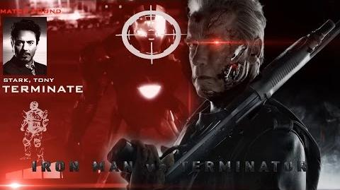 Iron Man vs Terminator Epic Trailer (FanMade)