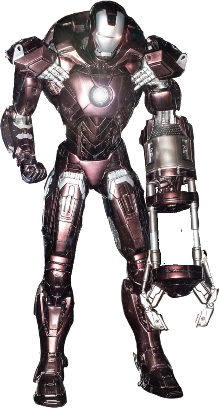 Mark 34 | Iron Man Wik...