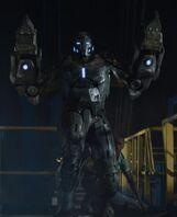 Iron Man Armor MK XXV (Earth-199999) from Iron Man 3 (film) 004