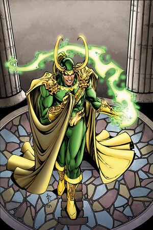 Loki Laufeyson (Earth-616) 001