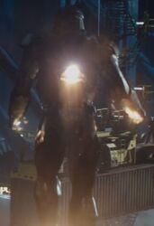 Iron Man Armor MK XXIII (Earth-199999) from Iron Man 3 (film) 001