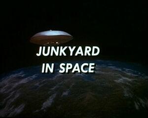 Junkyard in space
