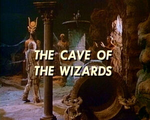 Cave of the wizards
