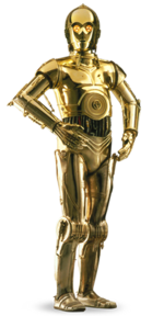 Real C-3PO
