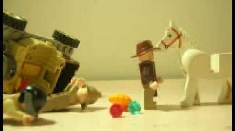 Lego Indiana Jones- Bad Story
