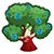 Luchador tree 50
