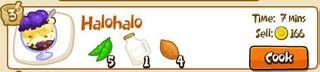 Halohalo