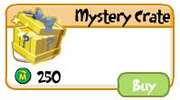 Mystery crate
