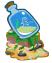 Sea globe small