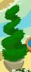 Spirl topiary