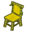 Bamboo chair chart