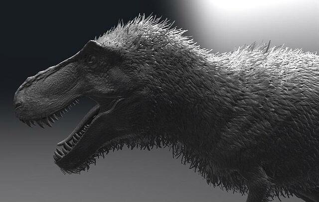 File:Feathered Tyrannosaurus Head 3D Model The Isle.jpg