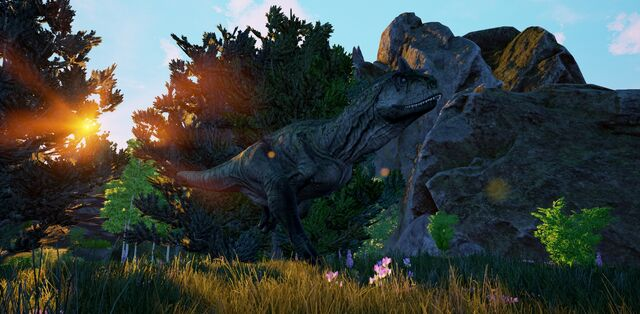File:Carnotaurus Run Prototype Art The Isle.jpg