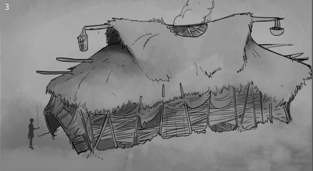 File:Longhouse Concept Art 3 The Isle.png