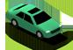 Green Car 05