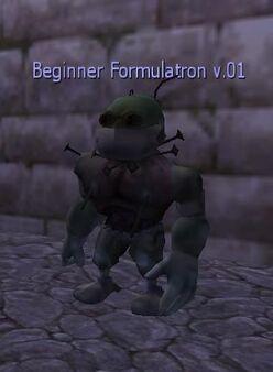 Beginner Formulatron v.01