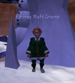 Hermey Misfit Gnome