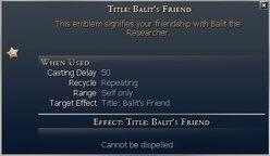 Title Balits Friend