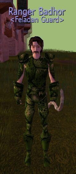 Ranger Badhor