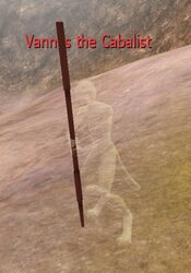 Vannes the Cabalist
