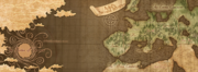Adol's World Map
