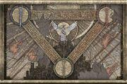 Ark of Napishtim Mural