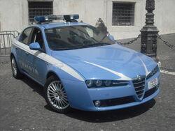Alfa 159 Squadra Volante