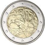 2€ commemorativo 2008