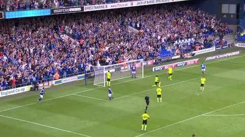 Ipswich 2-3 Brighton (2015-16 season)