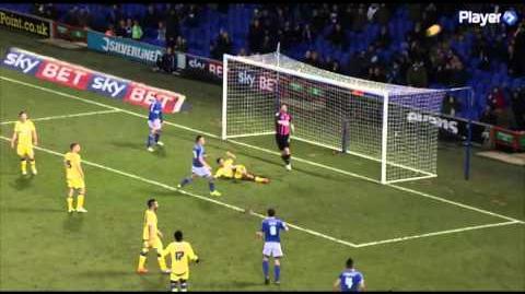 Ipswich 2-1 Sheffield Wednesday (2014-15 season)
