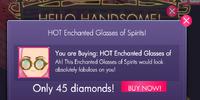 Enchanted Glasses