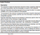 Guidelines on the Protection of Privacy and Transborder Flows of Personal Data
