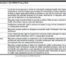 Standards for Privacy of Individually Identifiable Health Information