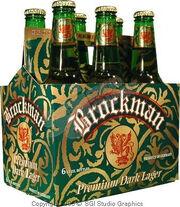 Beer Brockman sixpack