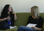 Dee and Artemis at an Audition