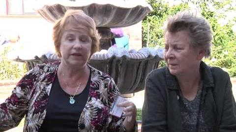 """Sunny Behind the Scenes """"Lynne Marie Stewart and Sandy Martin"""""""